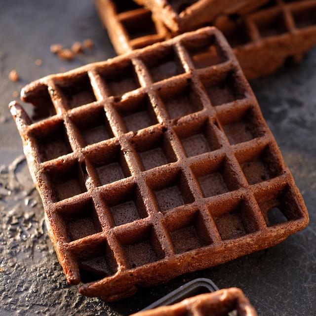 アメリカンワッフル チョコレート