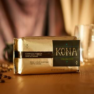 スターバックス リザーブ™ 100% コナ コーヒー