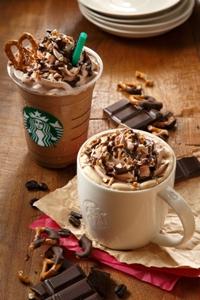 【スターバックス】1月15日から!チョコレートづくしのバレンタインが待ち遠しい♡