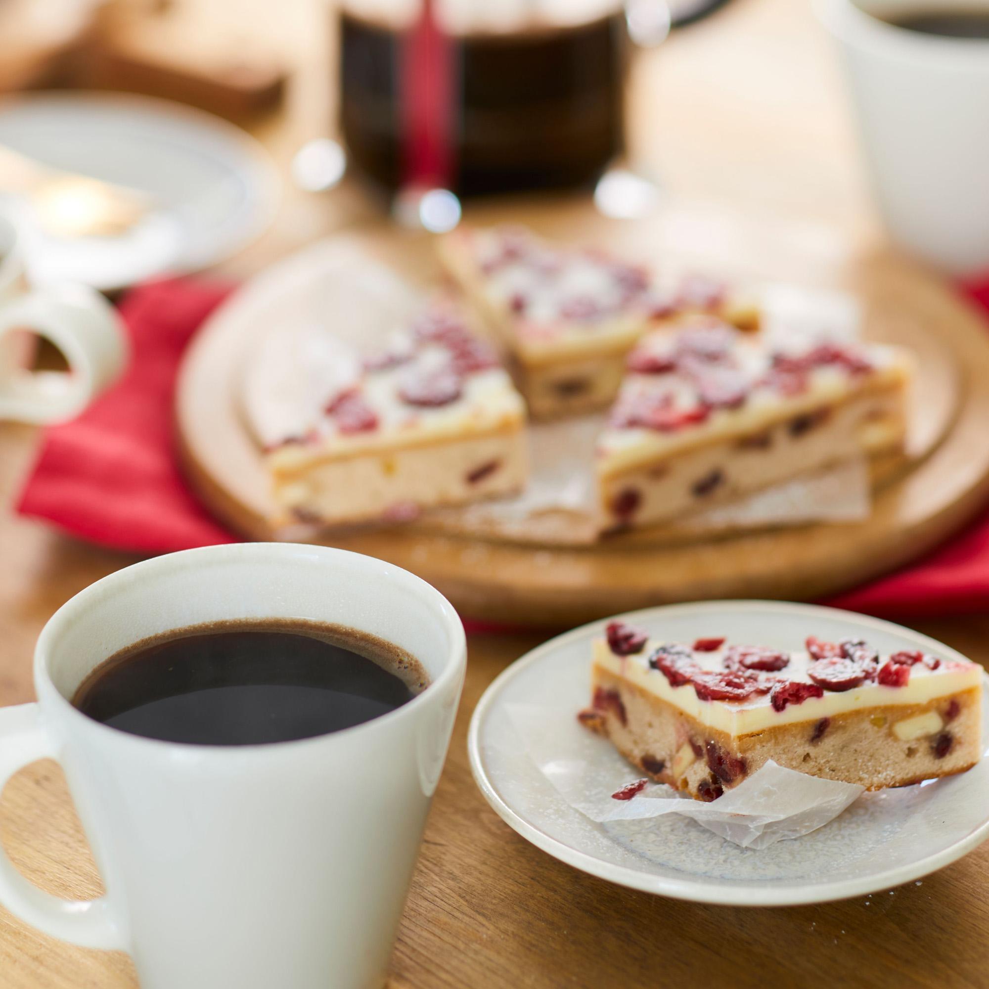 期間限定 コーヒーのあるクリスマス