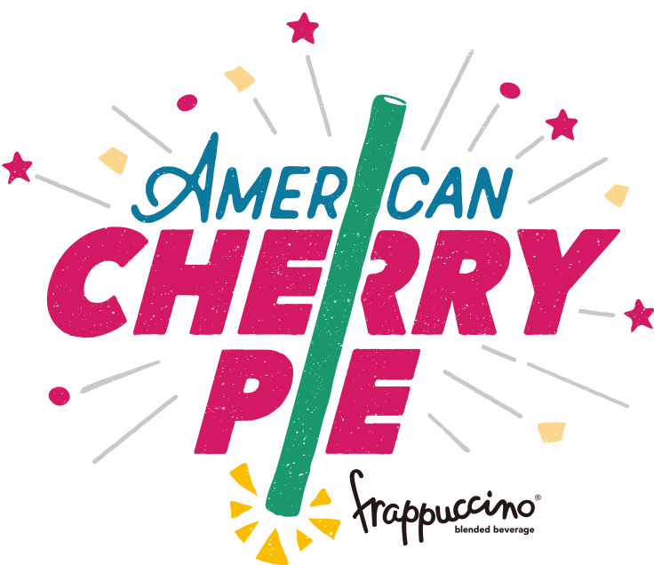 AMERICAN CHERRY PIE frappuccino® blended beverage