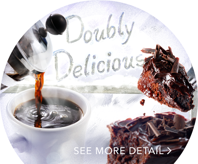 Doubly Delicious SEE MORE DETAIL