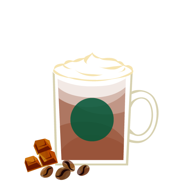 カフェ モカ おすすめカスタマイズ