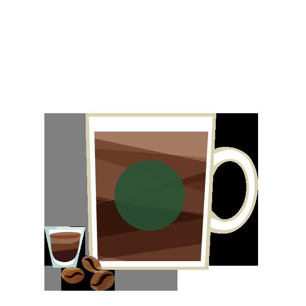 カフェ アメリカーノ おすすめカスタマイズ