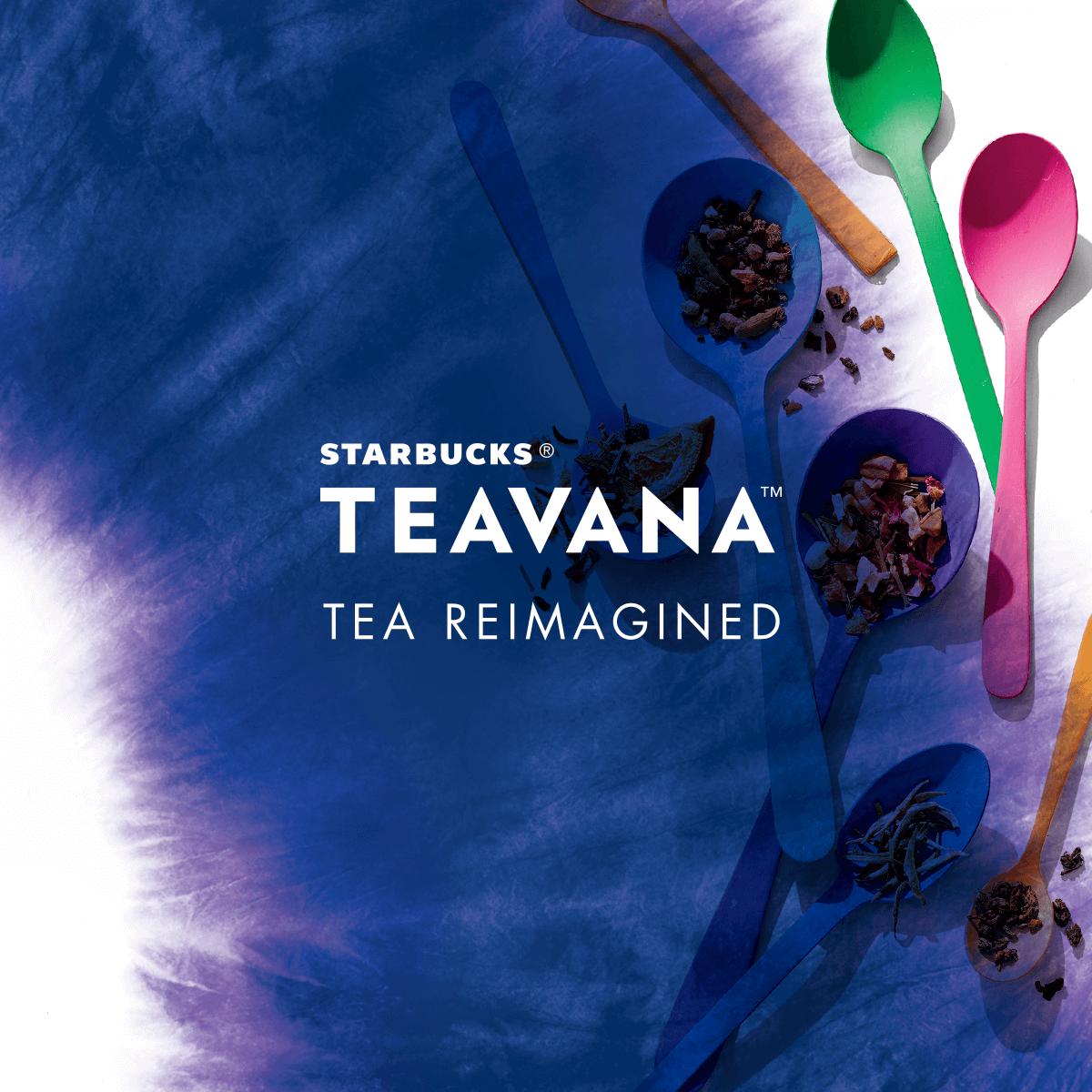 STARBUCKS® TEAVANA ™