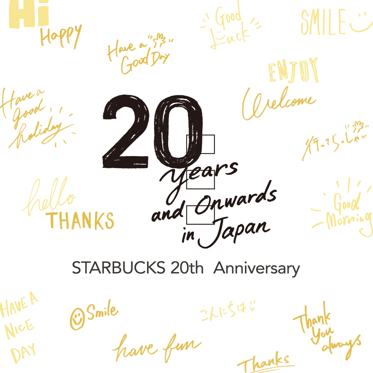 20years and Onwards in Japan