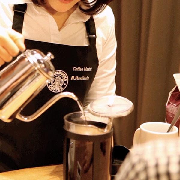 コーヒーセミナー/コーヒー器具