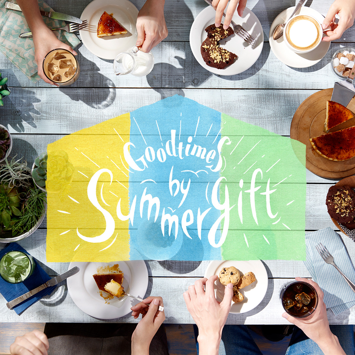 Goodtimes by Summer Gift