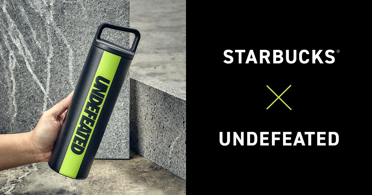 STARBUCKS®×UNDEFEATED