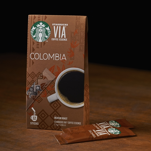 スターバックス ヴィア® コーヒーエッセンス コロンビア