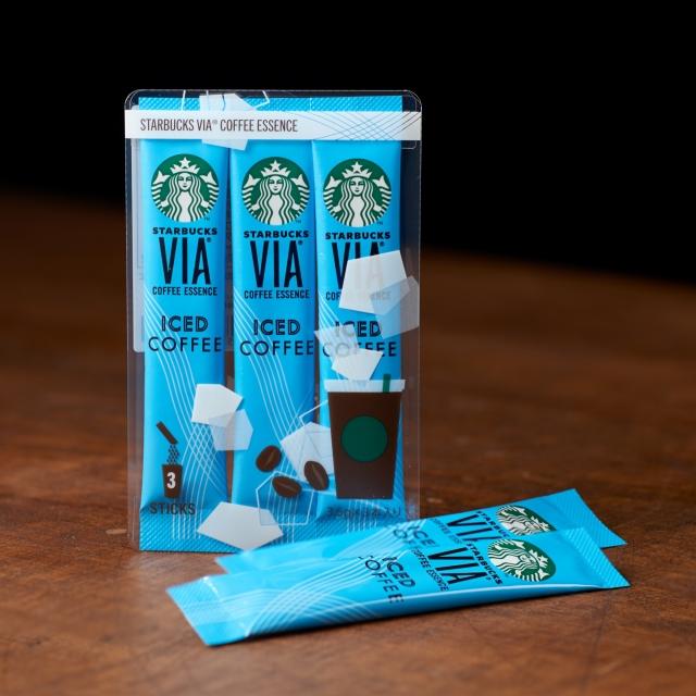 スターバックス ヴィア® コーヒーエッセンス アイスコーヒー 3本入り
