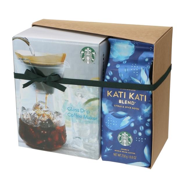 スターバックス カティ カティ ブレンド&グラスドリップコーヒーメーカー