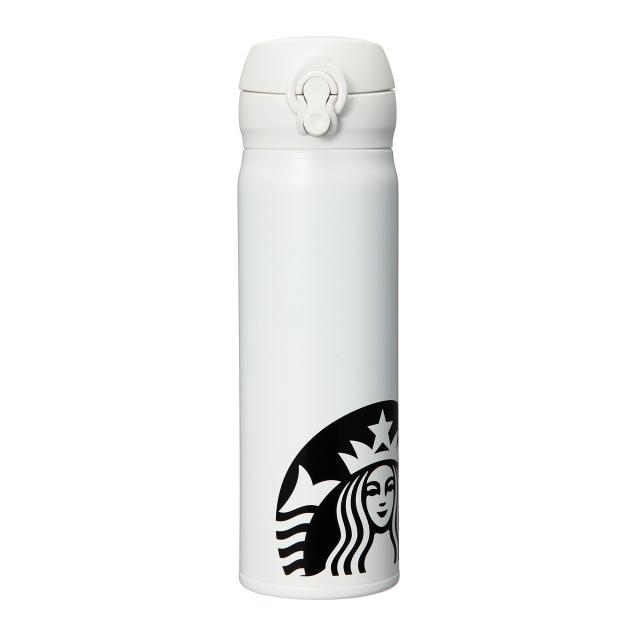 ハンディーステンレスボトルホワイト 500ml