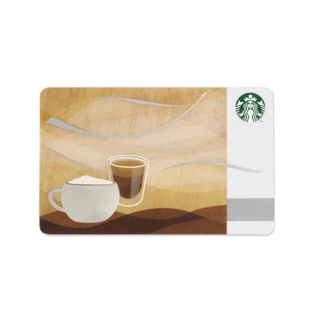 スターバックス カード メルト