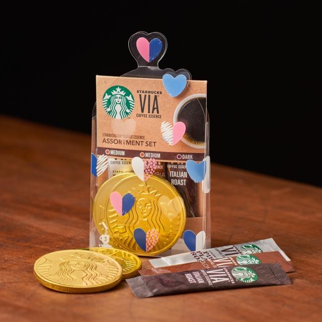 スターバックス ヴィア® & ロゴチョコレート ギフト
