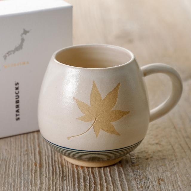 [JIMOTO made series]コーヒーアロママグ Momiji 444ml