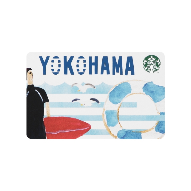 スターバックス カード シティ 横浜