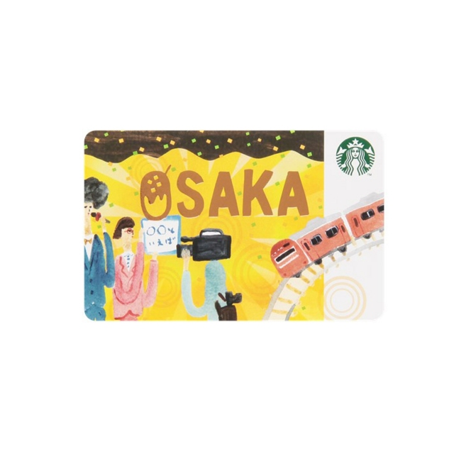 スターバックス カード シティ 大阪