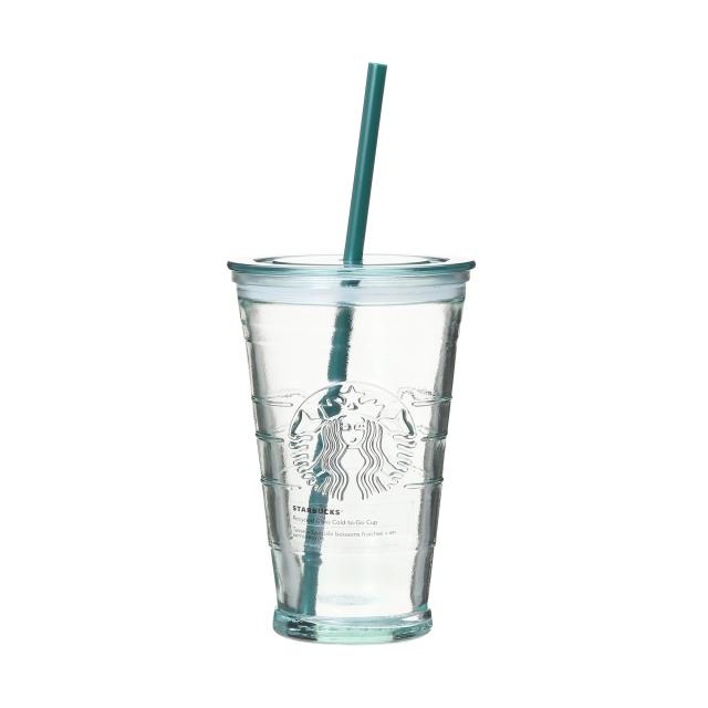 ロゴコールドカップタンブラーグラス473ml
