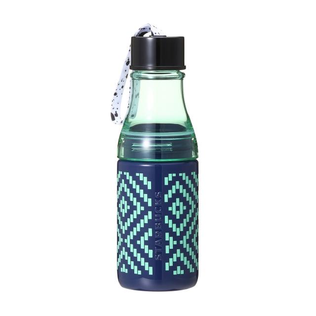 ストラップサニーボトル ブルーグリーン 500ml
