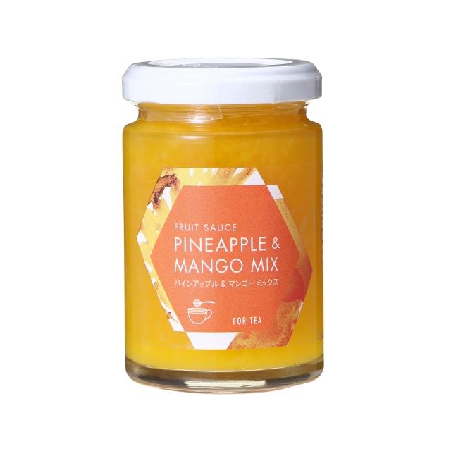フルーツソース パインアップル & マンゴー ミックス