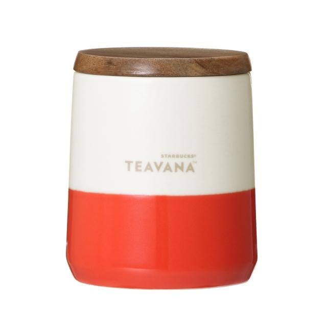 Teavana™ ウッドリッド付カップオレンジ237ml