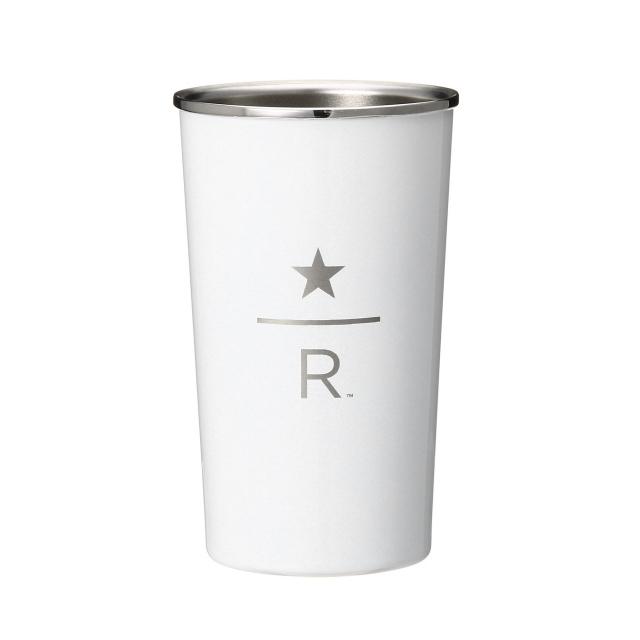 スターバックス リザーブ® ステンレスカップホワイト 355ml