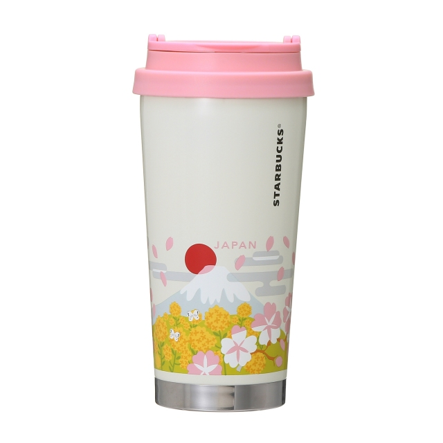 You Are Here Collection ステンレスタンブラー JAPAN Spring 473ml