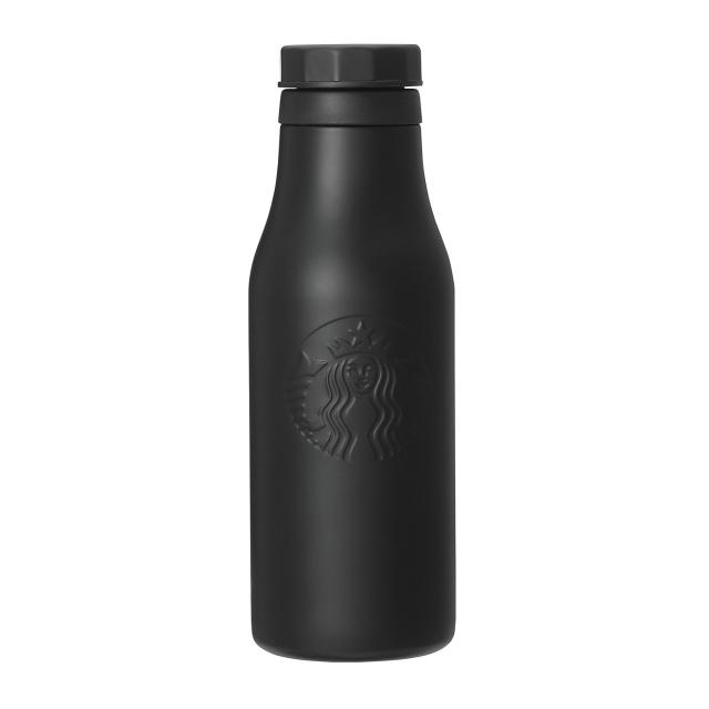 ステンレスロゴボトルマットブラック473ml