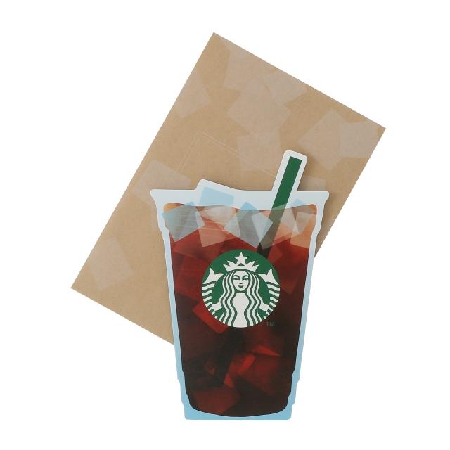 ビバレッジカードアイスコーヒー