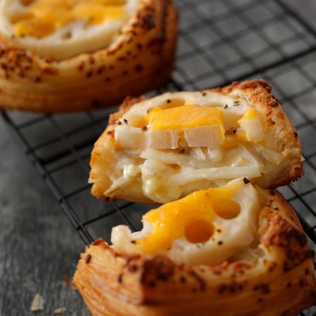 根菜&チーズデニッシュ