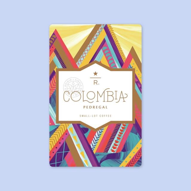 コロンビア ペドレガル