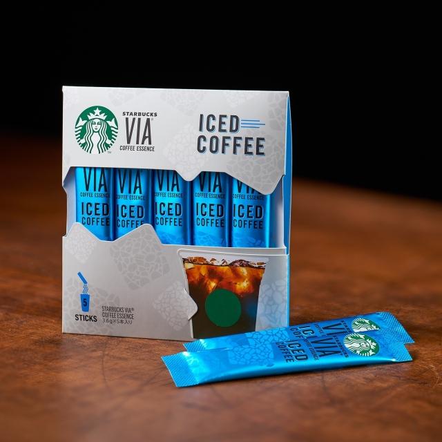 スターバックス ヴィア® コーヒーエッセンス アイスコーヒー 5本入り