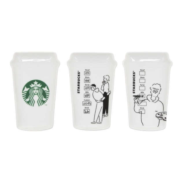 Starbucks Mamezara Set ART