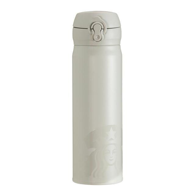 ハンディーステンレスボトルマットグレー500ml