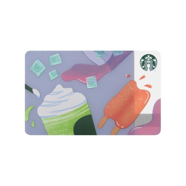 スターバックス カード サマーファン