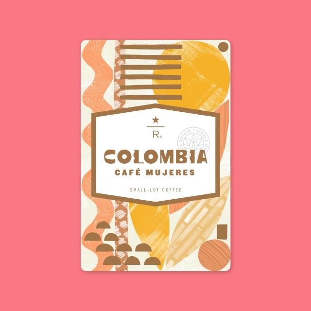 コロンビア カフェ ムヘレス