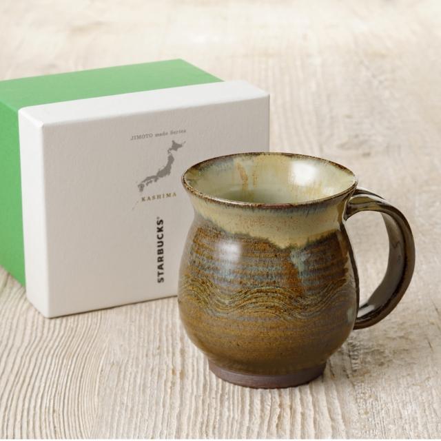 [JIMOTO made Series]コーヒーアロママグ小代焼