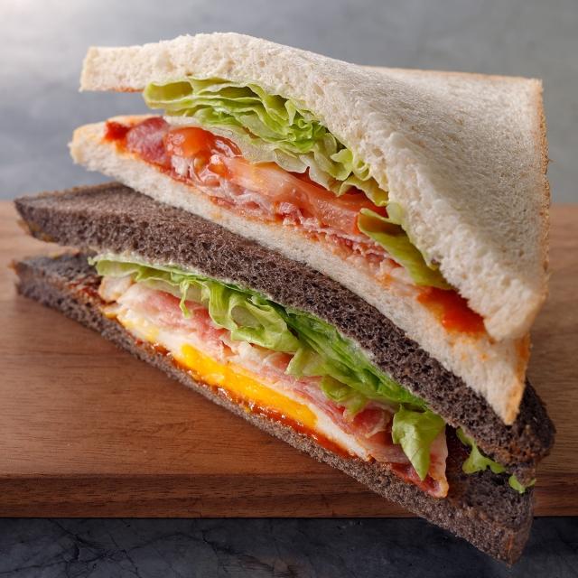 BLT&BLTエッグサンドイッチ