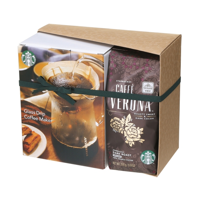 カフェ ベロナ®&グラスドリップコーヒーメーカー セット