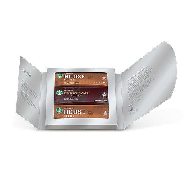 スターバックス オリガミ® パーソナルドリップ® コーヒー ギフトSB-10E