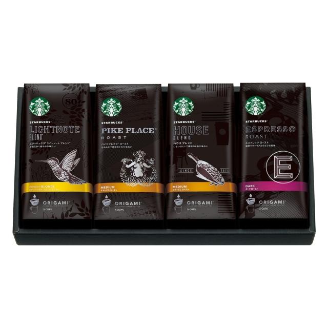 スターバックス オリガミ® パーソナルドリップ® コーヒー ギフト SBX-30E