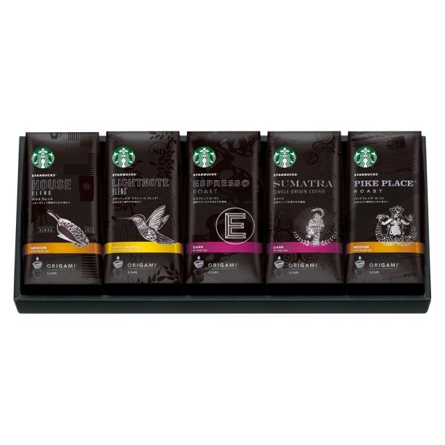 スターバックス オリガミ® パーソナルドリップ® コーヒー ギフト SBX-40F