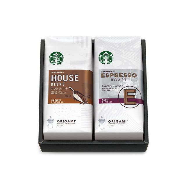 スターバックス オリガミ® パーソナルドリップ® コーヒー ギフト SB-15E