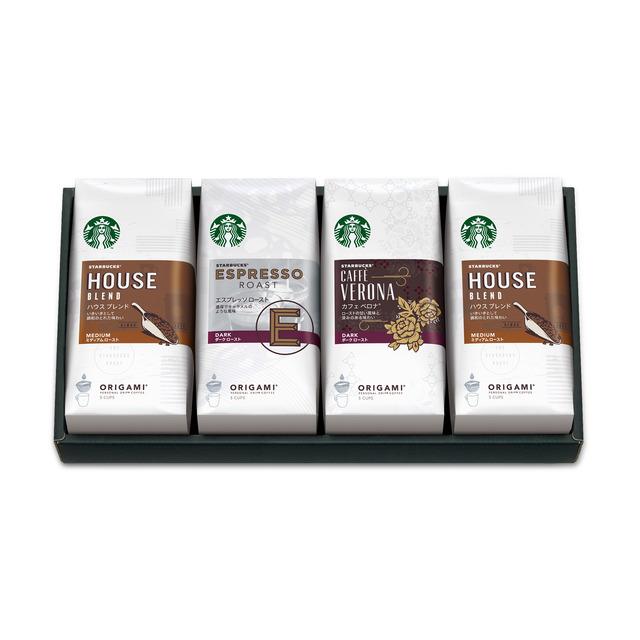 スターバックス オリガミ® パーソナルドリップ® コーヒー ギフト SB-30E