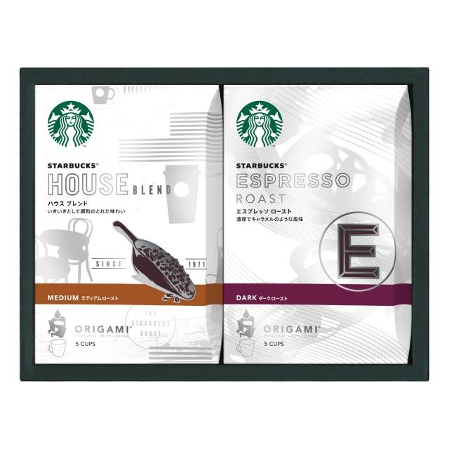 スターバックス オリガミ® パーソナルドリップ® コーヒー ギフト SB-15S