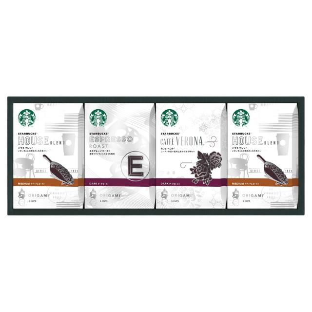 スターバックス オリガミ® パーソナルドリップ® コーヒー ギフト SB-30S