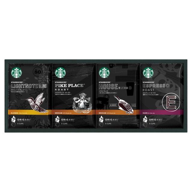 スターバックス オリガミ® パーソナルドリップ® コーヒー ギフト SBX-30S