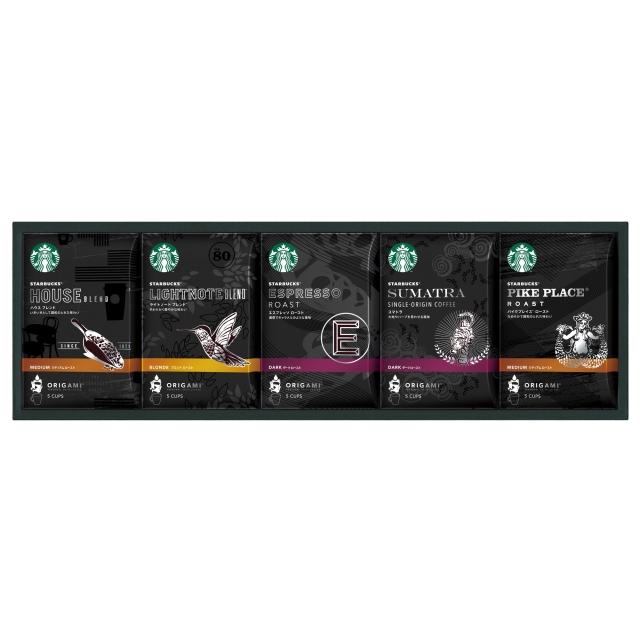 スターバックス オリガミ® パーソナルドリップ® コーヒー ギフト SBX-40S