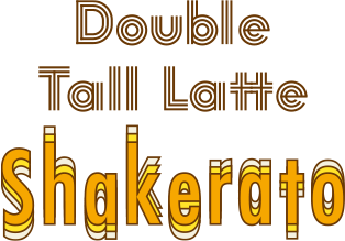 Double Tall Latte Shakerato